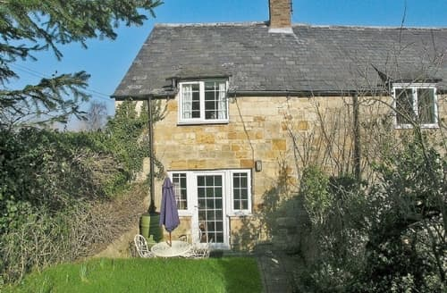 Last Minute Cottages - Inviting Stratford Upon Avon Cottage S15948