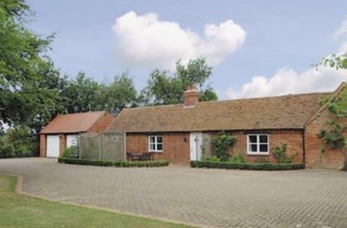 Last Minute Cottages - Excellent Warwick Lodge S15951