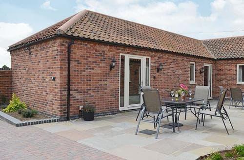Big Cottages - Cosy All Nottinghamshire Cottage S60368