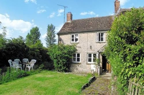 Big Cottages - Lovely Cirencester Cottage S16160