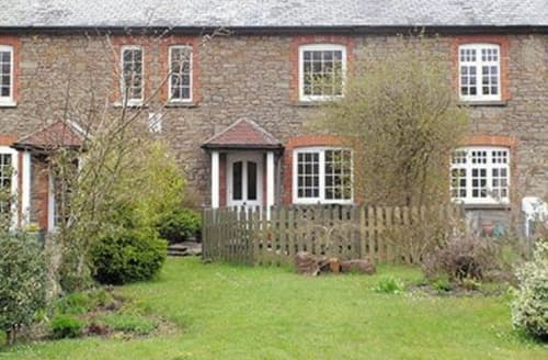 Last Minute Cottages - Captivating Coleford Cottage S16209