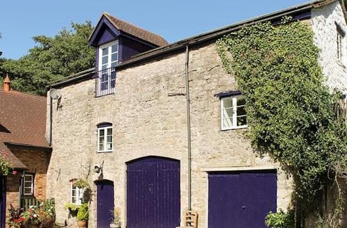 Big Cottages - Cosy Coleford Cottage S77383