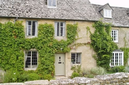 Last Minute Cottages - Luxury Stow On The Wold Cottage S16293