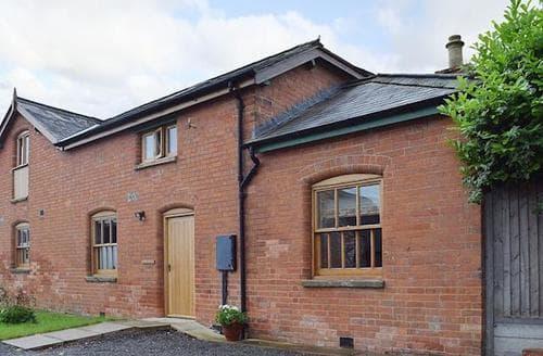 Last Minute Cottages - Inviting Evesham Cottage S16345