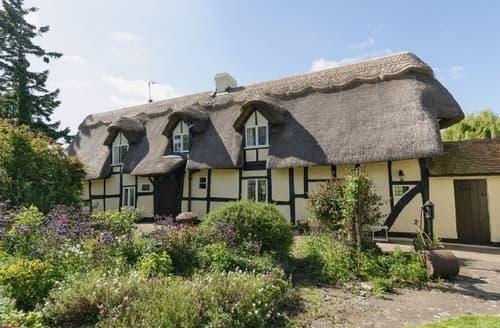 Big Cottages - Superb Malvern Cottage S16349