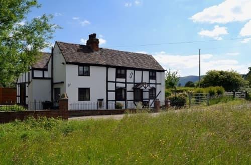 Last Minute Cottages - Quaint Malvern Cottage S16366
