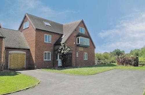 Big Cottages - Attractive Malvern Cottage S16363