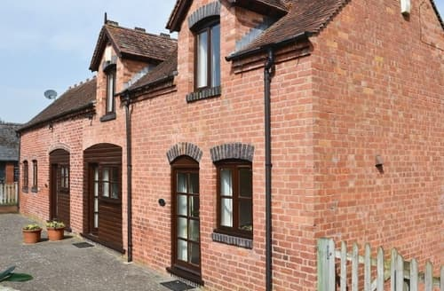 Last Minute Cottages - Superb Tenbury Wells Cottage S16370