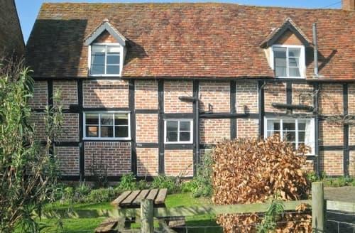 Last Minute Cottages - Quaint Worcester Cottage S16391