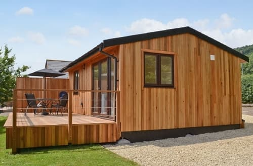 Last Minute Cottages - Attractive Worcester Lodge S16406