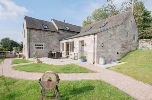 Big Cottages - Cosy Ashbourne Cottage S41160
