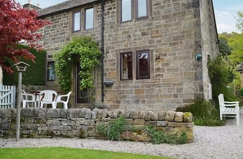 Last Minute Cottages - Delightful Bakewell Cottage S16445