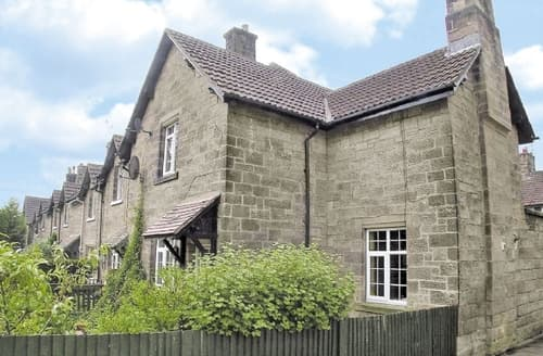 Last Minute Cottages - Splendid Bakewell Cottage S16455