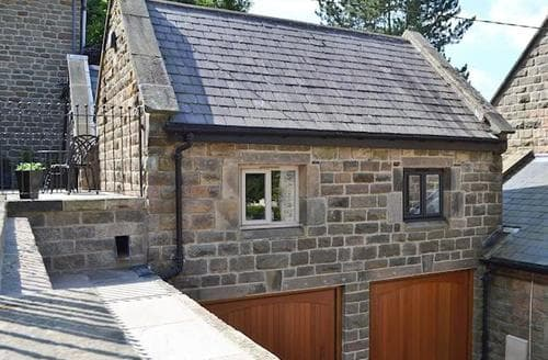 Last Minute Cottages - Beautiful Bakewell Cottage S69754