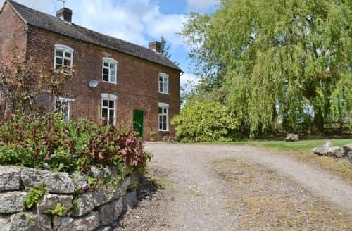 Big Cottages - Inviting Belper Cottage S16492