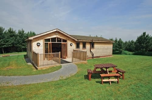 Last Minute Cottages - Sycamore Lodge
