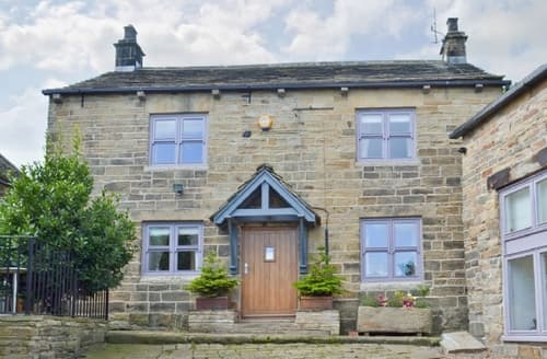 Last Minute Cottages - Exquisite Holmfirth Cottage S41218