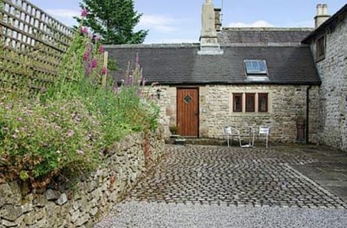 Last Minute Cottages - Excellent Matlock Cottage S16626