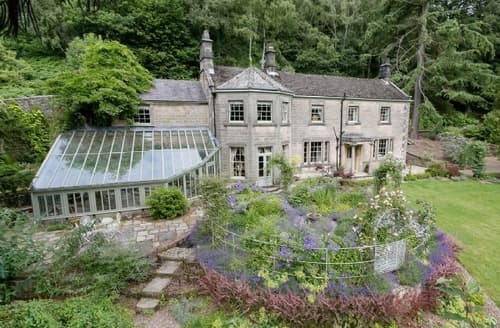 Last Minute Cottages - Wonderful Matlock Cottage S38031