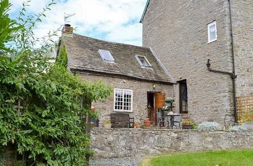Last Minute Cottages - Luxury Bishops Castle Cottage S16703