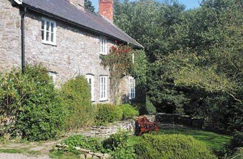 Last Minute Cottages - Wonderful Bishops Castle Cottage S16709