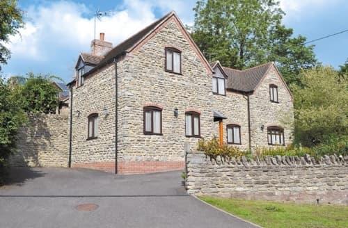 Big Cottages - Stunning Bridgnorth Cottage S16735