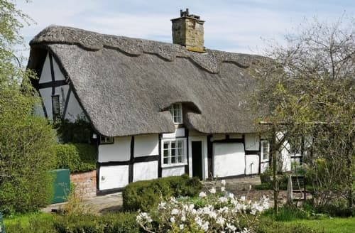 Last Minute Cottages - Excellent Bishops Castle Cottage S26233