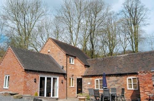 Big Cottages - Beautiful Bridgnorth Cottage S16743