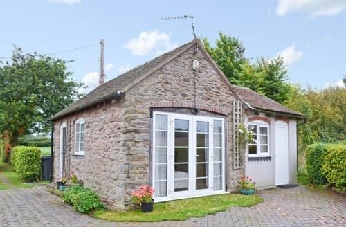 Last Minute Cottages - Lovely Bridgnorth And Ironbridge Cottage S41939