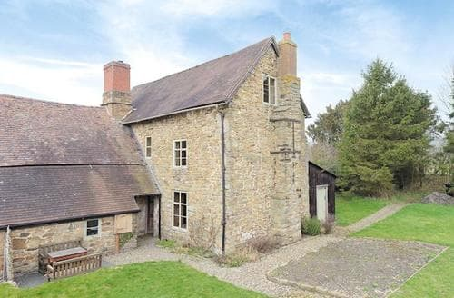 Last Minute Cottages - Cosy Church Stretton Cottage S16752