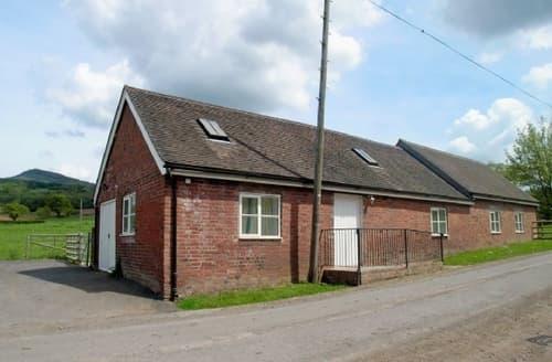 Last Minute Cottages - Wonderful Ludlow Cottage S16786