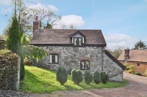 Last Minute Cottages - Charming Ludlow Cottage S16808