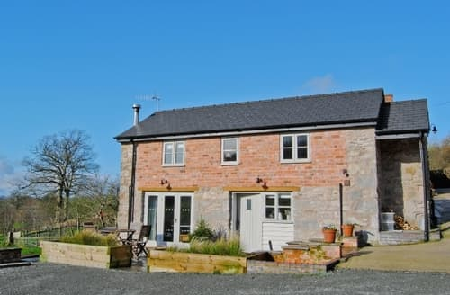 Last Minute Cottages - Superb Oswestry Cottage S16830