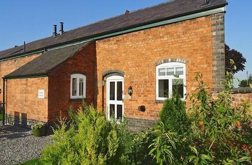 Last Minute Cottages - Wonderful Oswestry Cottage S16839