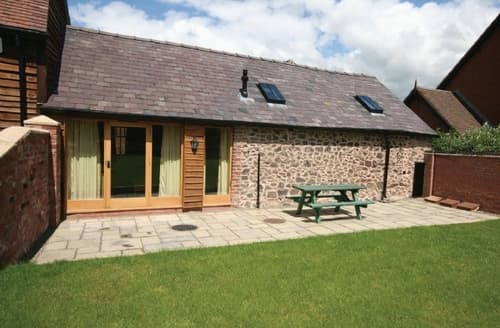 Last Minute Cottages - Captivating Shrewsbury Cottage S16850