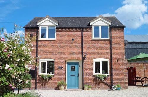 Last Minute Cottages - Wonderful Shrewsbury Cottage S16855