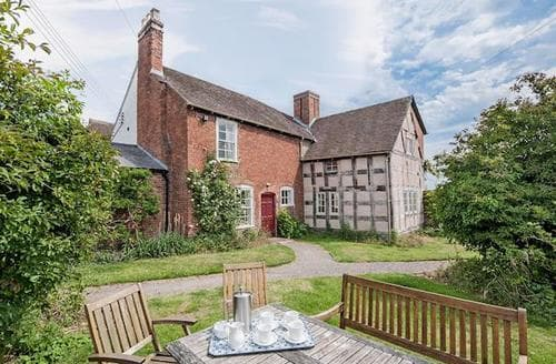 Big Cottages - Stunning Shrewsbury Cottage S16861