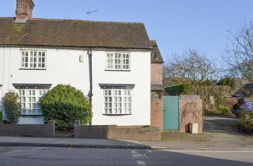 Big Cottages - Tasteful Shrewsbury Cottage S77038
