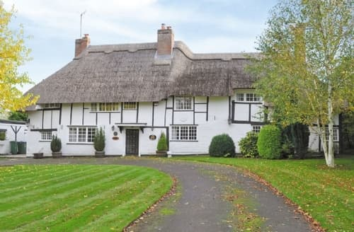 Big Cottages - Inviting All Buckinghamshire Cottage S16890