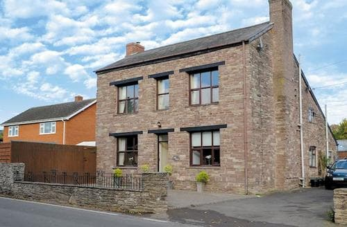 Big Cottages - Charming Hay On Wye Cottage S72836