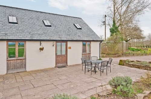 Big Cottages - Beautiful Hereford Cottage S16885