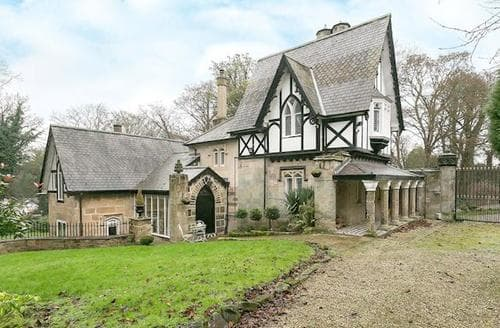 Big Cottages - Luxury All Leicestershire Lodge S73967