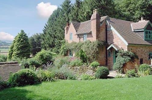 Big Cottages - Charming Hereford Cottage S16903