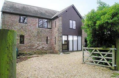Big Cottages - Quaint Hereford Cottage S16901