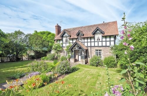 Big Cottages - Charming Hereford Cottage S16913