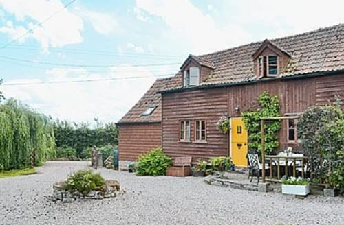 Big Cottages - Stunning Hereford Cottage S16909