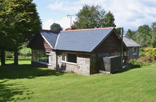 Big Cottages - Excellent Kington Cottage S16921