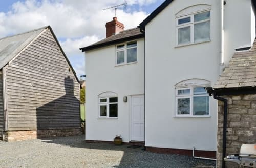 Last Minute Cottages - Splendid Kington Cottage S16930