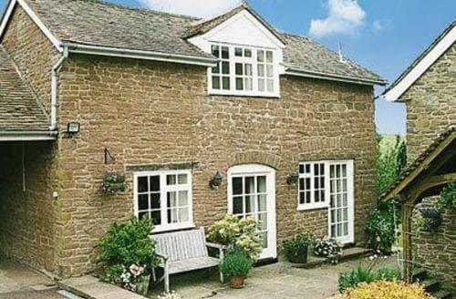 Last Minute Cottages - Lovely Ledbury Cottage S16933
