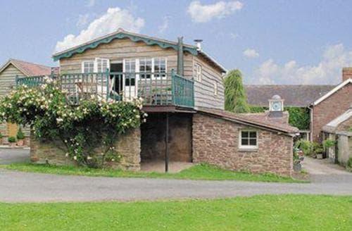 Last Minute Cottages - Quaint Ledbury Cottage S16944